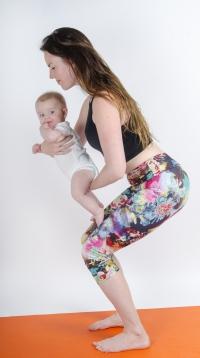 Yoga maman et bébé