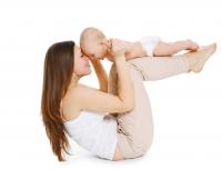 Yoga avec bébé