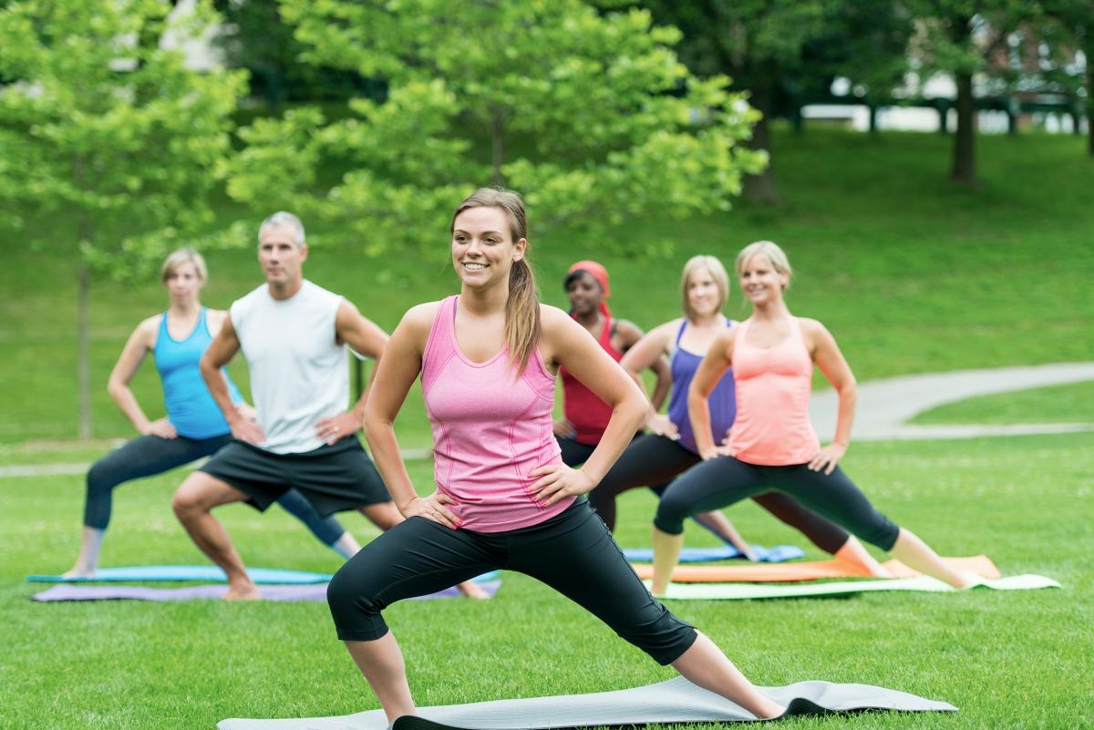 Yoga pour les parents sans bébé